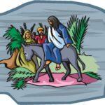 Central Worship on Palm Sunday