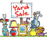 Yard Sale and Bake Sale
